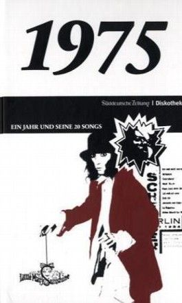 Ein Jahr und seine 20 Songs - 1975, m. Audio-CD