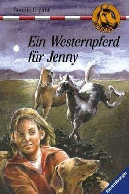 Ein Westernpferd für Jenny