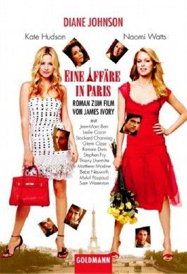 Eine Affäre in Paris, Film-Tie-In