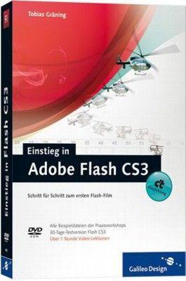Einstieg in Adobe Flash CS3