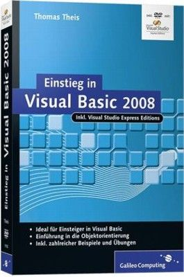 Einstieg in Visual Basic 2008
