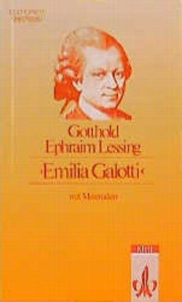Emilia Galotti. Mit Materialien (Editionen für den Literaturunterricht)