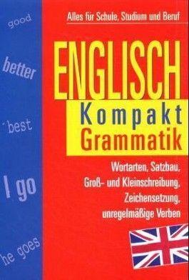 Englisch Kompakt, Grammatik