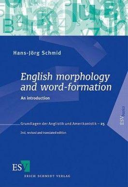 Englische Morphologie und Wortbildung
