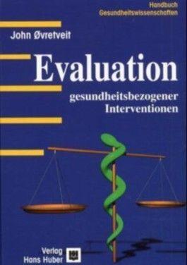 Evaluation gesundheitsbezogener Interventionen