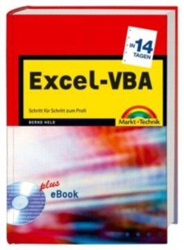 Excel-VBA in 14 Tagen, m. CD-ROM