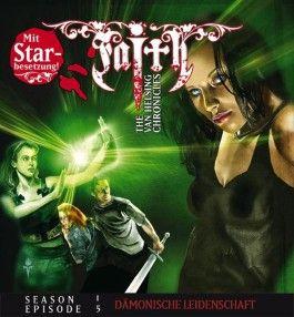 Faith - The Van Helsing Chronicles 05. Dämonische Leidenschaft