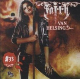 Faith -The Van Helsing Chronicles - Die Jagd beginnt!, 1 Audio-CD