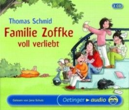 Familie Zoffke voll verliebt