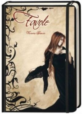 Favole, Ornamente, Blank Book A5