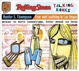 Fear and Loathing in Las Vegas, dtsch. Version.