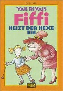 Fiffi heizt der Hexe ein
