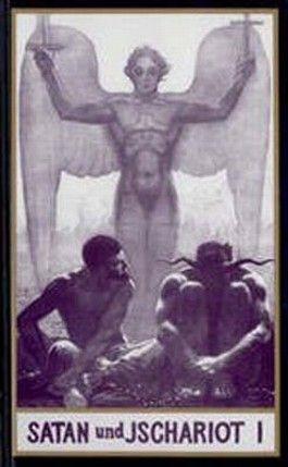 Freiburger Erstausgaben. Faksimilierter Text, Sascha Schneider-Ausgabe / Satan und Ischariot I