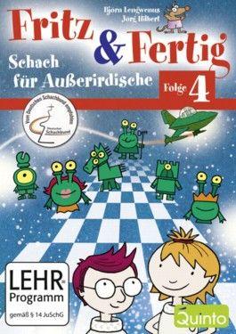 Fritz & Fertig - Schach für Außerirdische