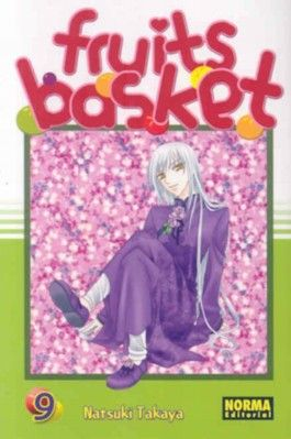 Fruits Basket 9