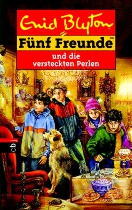 Fünf Freunde. Spannende Geschichten für Jungen und Mädchen / Fünf Freunde und die versteckten Perlen