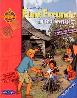 Fünf Freunde auf Entführerjagd, 1 CD-ROM