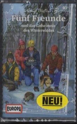 Fünf Freunde und das Geheimnis des Winterwaldes, 1 Cassette