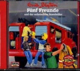 Fünf Freunde und der unheimliche Brandstifter