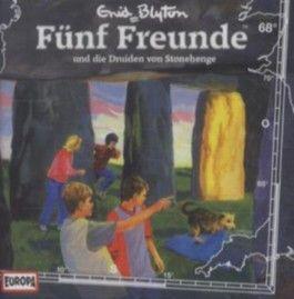 Fünf Freunde und die Druiden von Stonehenge