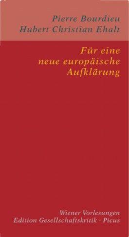 Für eine neue europäische Aufklärung