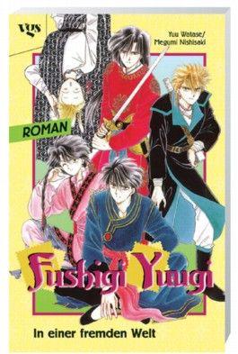 Fushigi Yuugi - Novel Band 1