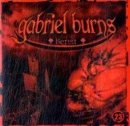 Gabriel Burns 23. Bereit