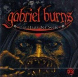 Gabriel Burns - CD / Das Haus der Seele