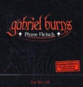 Gabriel Burns - CD / Gabriel Burns - Phase Fleisch - Teil III.1/III (Collector's Box)