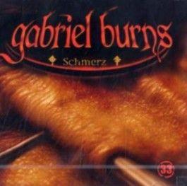 Gabriel Burns - CD / Schmerz