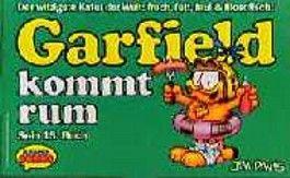 Garfield kommt rum