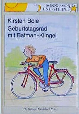 Geburtstagsrad mit Batman-Klingel