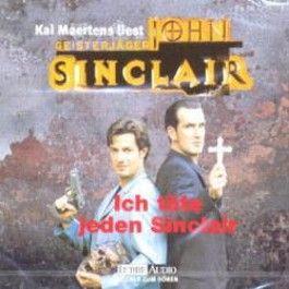 Geisterjäger John Sinclair, Ich töte jeden Sinclair, 2 Audio-CDs