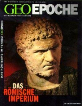 GEO Epoche / Das römische Imperium