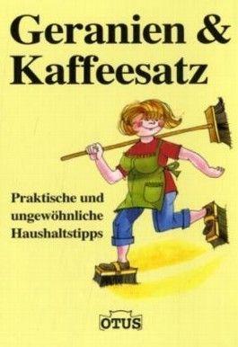 Geranien & Kaffeesatz