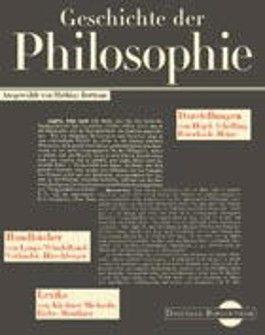 Geschichte der Philosophie. Darstellungen, Handbücher, Lexika (Digitale Bibliothek Bd. 3)