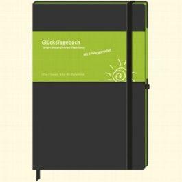 GlücksTagebuch (schwarz)