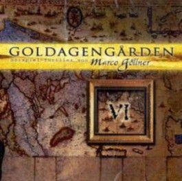 Goldagengården, 1 Audio-CD. Tl.6
