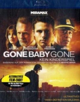 Gone Baby Gone, 1 Blu-ray, mehrsprachige Version