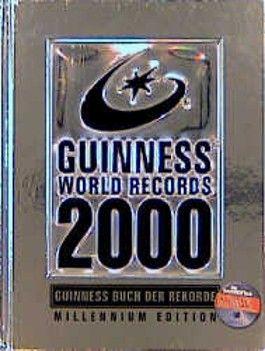 Guinness Buch der Rekorde 2000. Millenium Edition