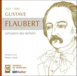 Gustave Flaubert - Lehrjahre des Gefühls