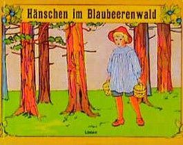 Hänschen im Blaubeerwald.