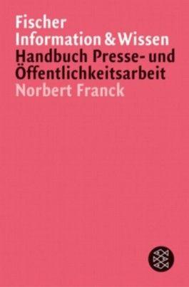 Handbuch Presse- und Öffentlichkeitsarbeit
