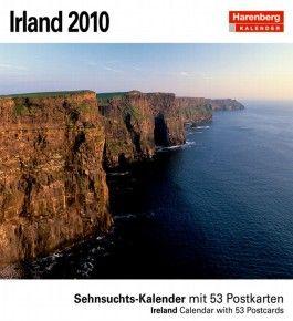 Harenberg Sehnsuchts-Kalender Irland 2010