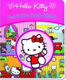 Hello Kitty, Verrückte Suchbilder, klein