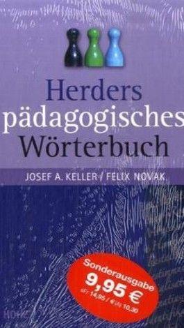 Herders pädagogisches Wörterbuch