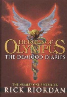 Heroes of Olympus - The Demigod Diaries