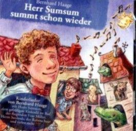 Herr Sumsum summt schon wieder, 1 Audio-CD