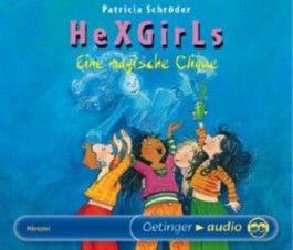 Hexgirls - Eine magische Clique (CD)