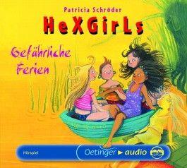 Hexgirls, Gefährliche Ferien